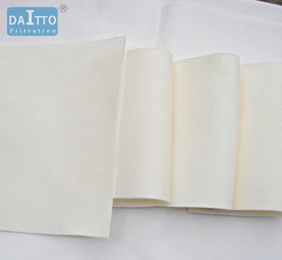 PE / PA / PP Filter Cloth OEM Accepted Free Samples With Low Intenerated Point