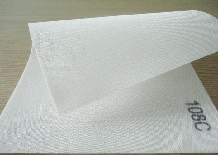 1 Micron PPS FMS Woven Filter Cloth Reliable Mechanical Resistance Staple Fiber