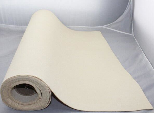 PPS Needle Felt Industrial Filter Cloth 1.9mm Thickness 190℃ Peak Temperature