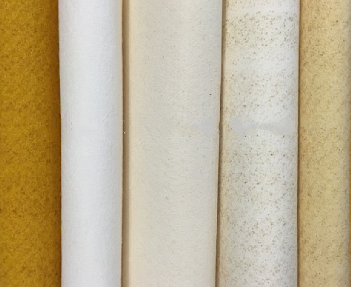 Industrial Ptfe Coated Needle Felt Filter Cloth Excellent Acidity Resistance