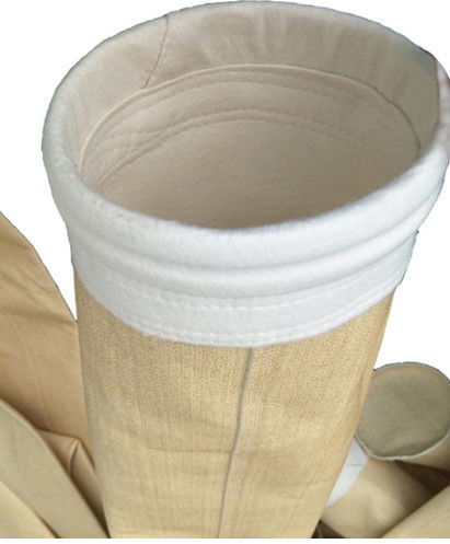 Non Woven Industrial Dust Filter Bag P84 Material Ce Approval For Asphalt